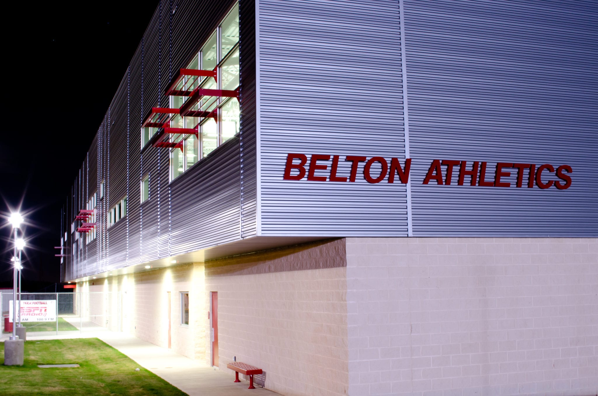 Belton Field House - Baird Williams Construction