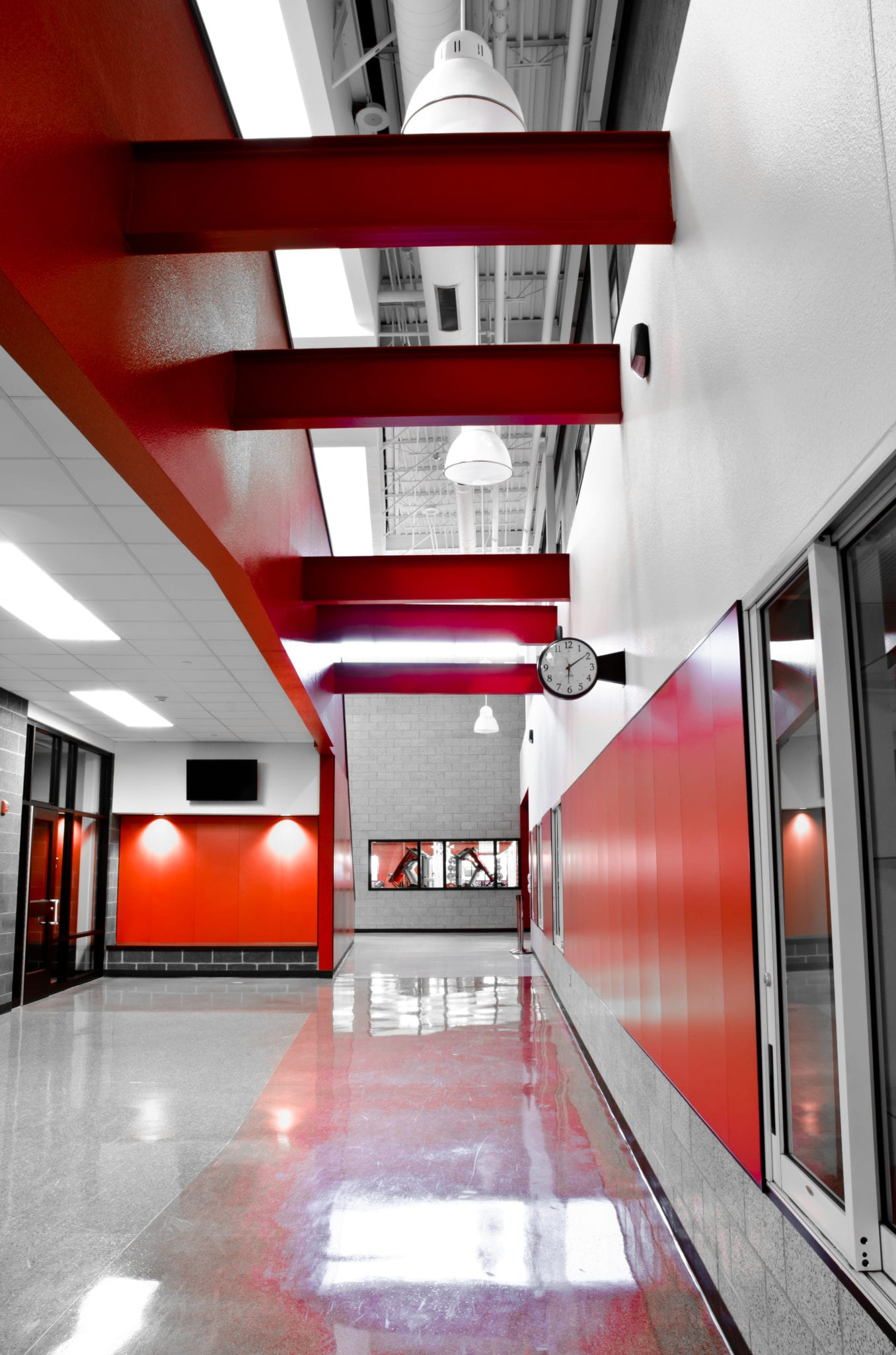 South Belton Middle School - Baird Williams Construction