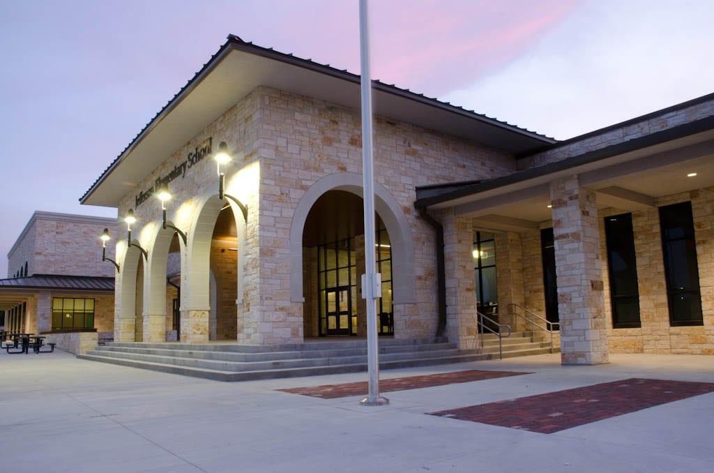 Jefferson Elementary School - Baird / Williams Construction, Temple, Texas