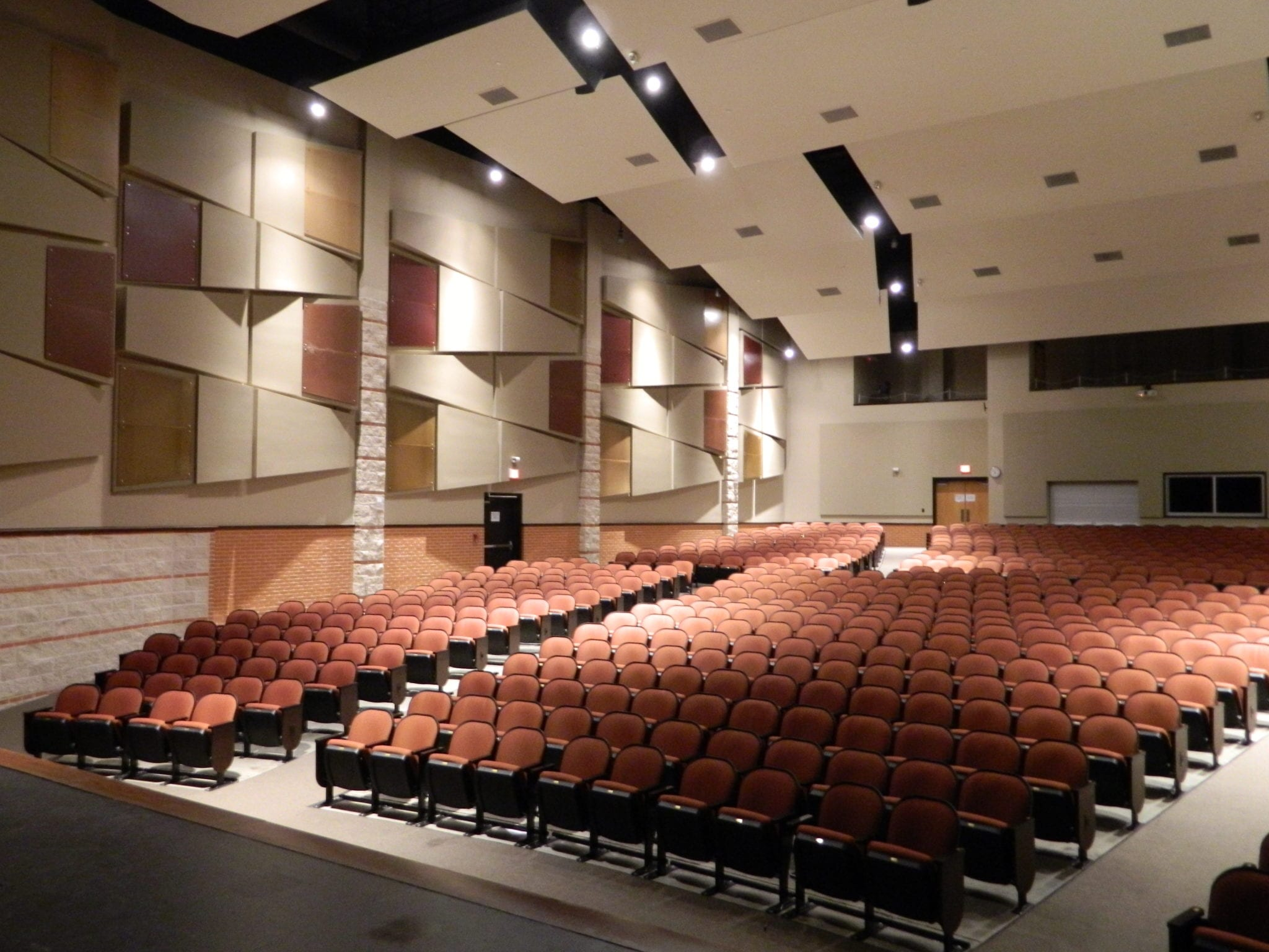 Hutto High School - Baird Williams Construction